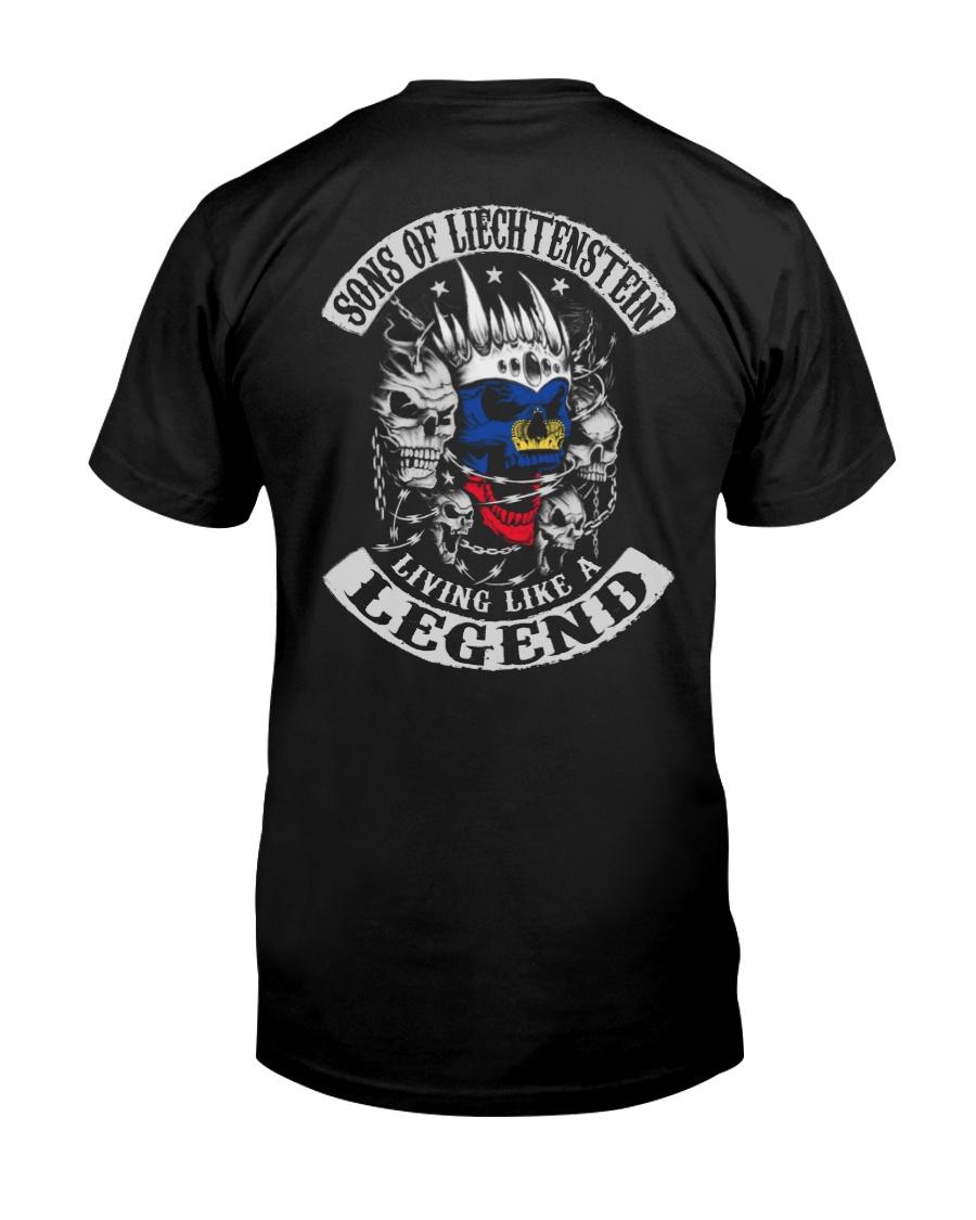 SONS OF Liechtenstein Classic T-Shirt