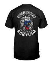 SONS OF Liechtenstein Classic T-Shirt back