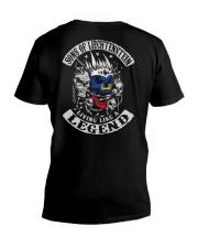 SONS OF Liechtenstein V-Neck T-Shirt thumbnail