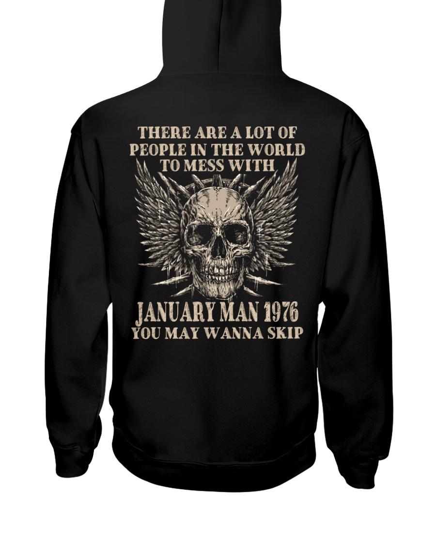 I AM A GUY 76-1 Hooded Sweatshirt