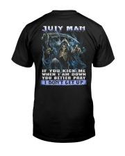 MONTH MAN 7 Classic T-Shirt thumbnail