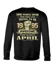 Be Awesome 1995- 4 Crewneck Sweatshirt thumbnail