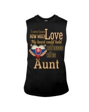 I Never Know- Aunt- Slovakia Sleeveless Tee thumbnail
