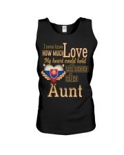 I Never Know- Aunt- Slovakia Unisex Tank thumbnail
