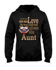 I Never Know- Aunt- Slovakia Hooded Sweatshirt thumbnail