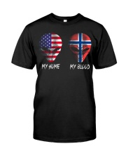 Norway Classic T-Shirt front
