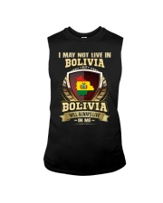 I MAY NOT BOLIVIA Sleeveless Tee thumbnail