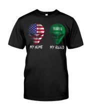 Saudi Arabia Classic T-Shirt front