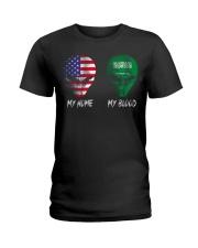 Saudi Arabia Ladies T-Shirt thumbnail