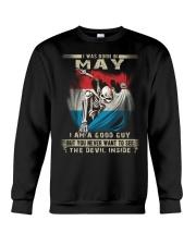 GOOD GUY LUXEMBOURGER5 Crewneck Sweatshirt thumbnail