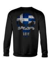 Skull Greece Crewneck Sweatshirt thumbnail
