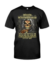 I AM A MAN 011 Premium Fit Mens Tee thumbnail