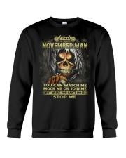 I AM A MAN 011 Crewneck Sweatshirt thumbnail