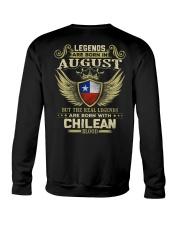 Blood Chilean 08 Crewneck Sweatshirt thumbnail