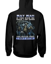 BETTER NEW 5 Hooded Sweatshirt back