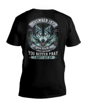 BETTER GUY 77-11 V-Neck T-Shirt thumbnail