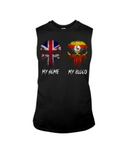 Home United Kingdom - Blood Uganda Sleeveless Tee thumbnail