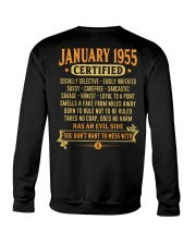 MESS WITH YEAR 55-1 Crewneck Sweatshirt thumbnail