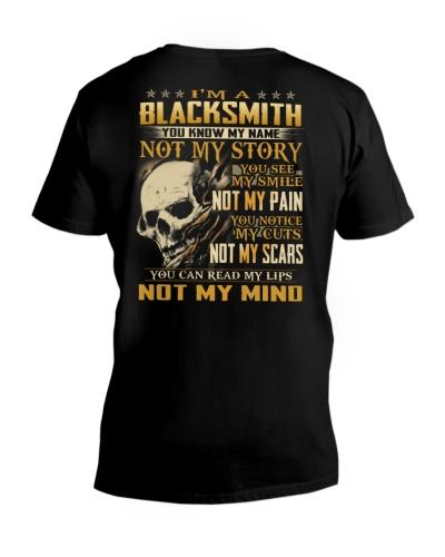 My Name Blacksmith