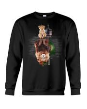 King Portugal Crewneck Sweatshirt thumbnail