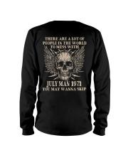 I AM A GUY 71-7 Long Sleeve Tee thumbnail