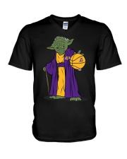 Los Angeles Lakers V-Neck T-Shirt thumbnail