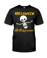 HALLOWINE 039 Classic T-Shirt front