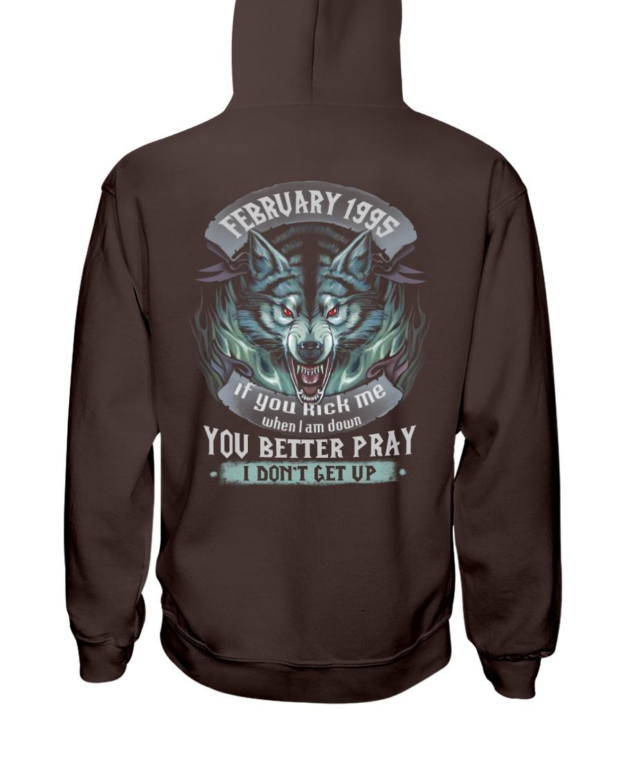 BETTER GUY 95-2 Hooded Sweatshirt