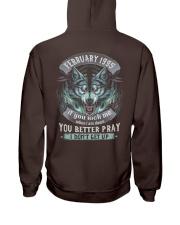 BETTER GUY 95-2 Hooded Sweatshirt back