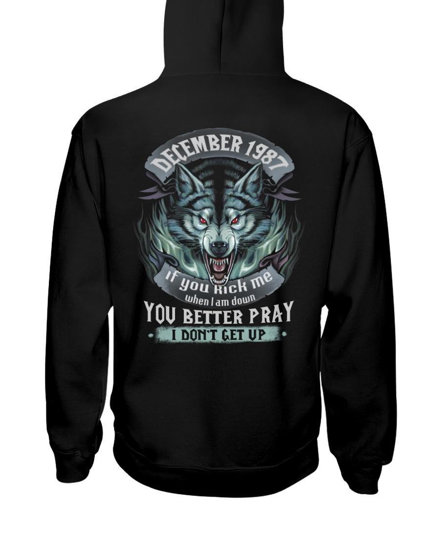 BETTER GUY 87-12 Hooded Sweatshirt