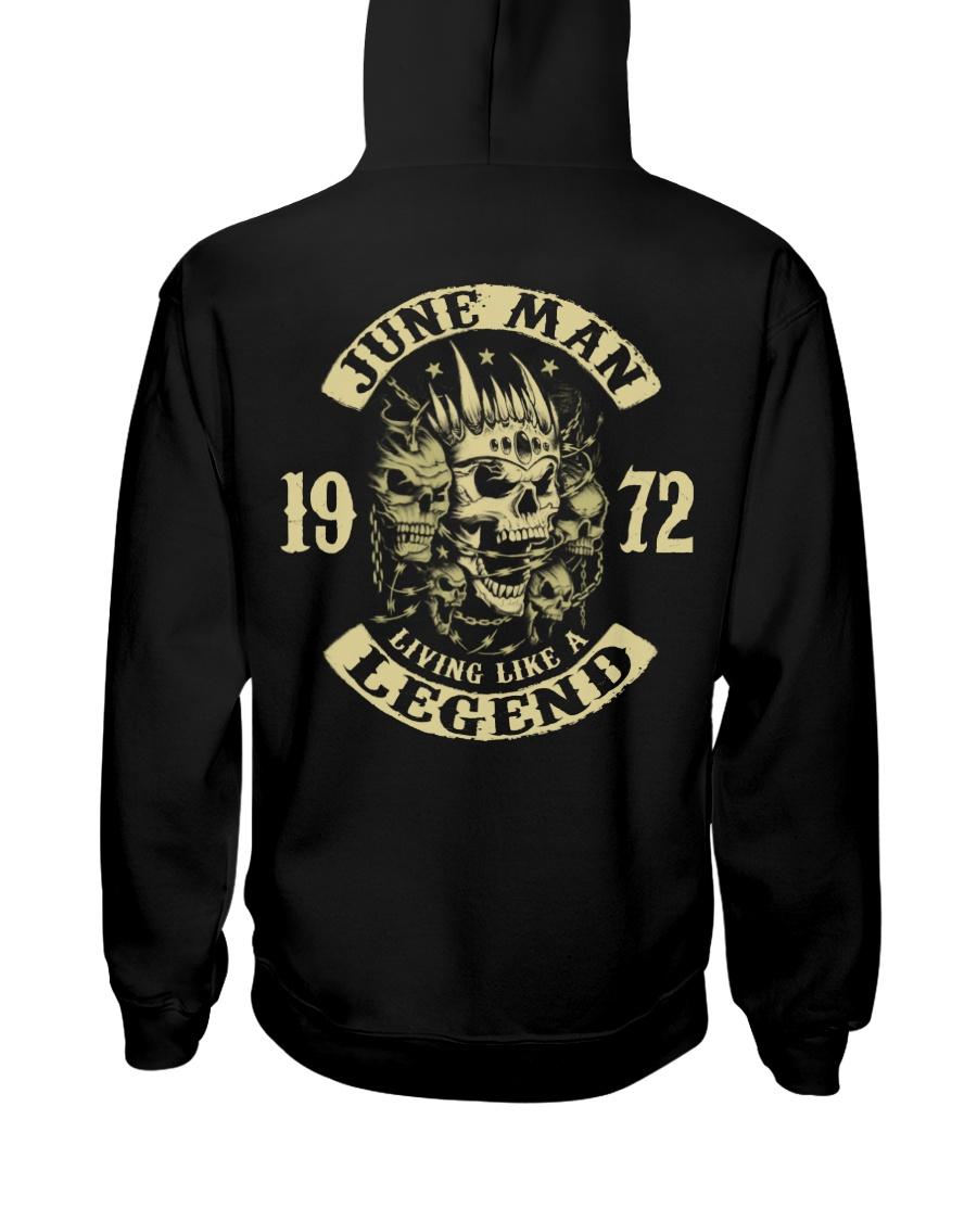 MAN 1972 06 Hooded Sweatshirt