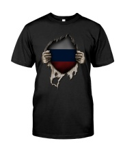 Russia Classic T-Shirt front