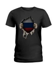 Russia Ladies T-Shirt thumbnail