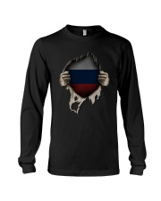 Russia Long Sleeve Tee thumbnail