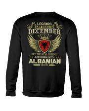 Blood Albanian 012 Crewneck Sweatshirt thumbnail