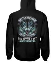 BETTER GUY 64-9 Hooded Sweatshirt back