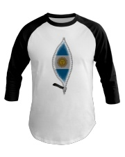 Zipper Argentina Baseball Tee tile