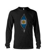 Zipper Argentina Long Sleeve Tee thumbnail