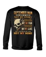 NOT MY MIND 9 Crewneck Sweatshirt thumbnail