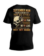 NOT MY MIND 9 V-Neck T-Shirt thumbnail