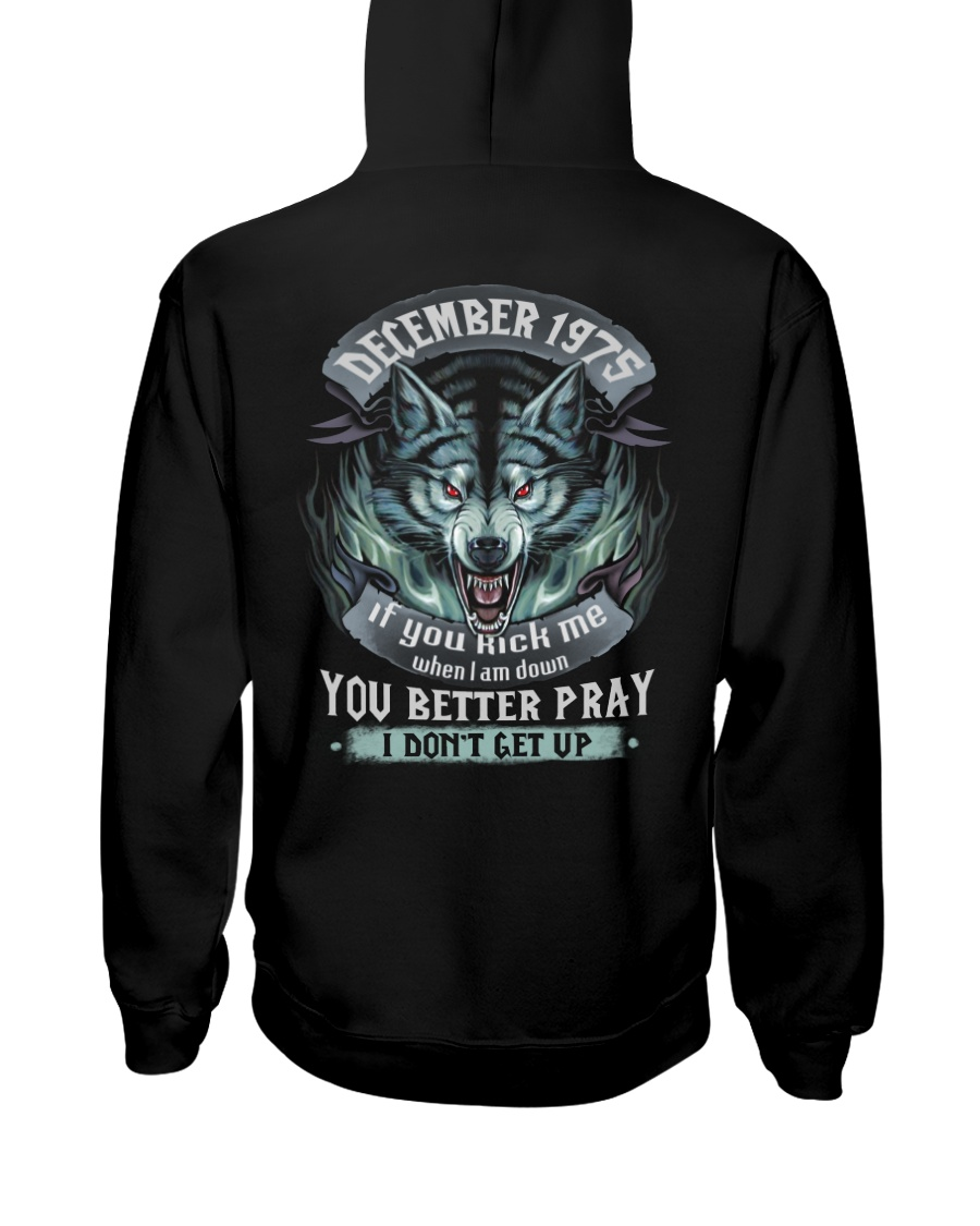 BETTER GUY 75-12 Hooded Sweatshirt