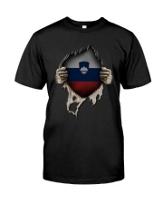 Slovenia Classic T-Shirt front