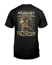 YOU CALL 8 Classic T-Shirt thumbnail