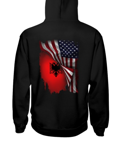 Flag-America-Albania