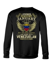Blood Venezuelan 01 Crewneck Sweatshirt thumbnail