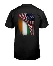 Flag-America-Ivory - Coast Classic T-Shirt thumbnail