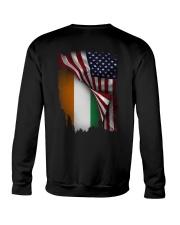 Flag-America-Ivory - Coast Crewneck Sweatshirt thumbnail