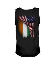 Flag-America-Ivory - Coast Unisex Tank thumbnail
