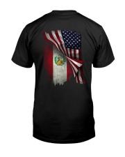 Flag-Peruvian Premium Fit Mens Tee thumbnail