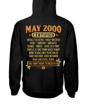 MESS WITH YEAR 00-5 Hooded Sweatshirt thumbnail